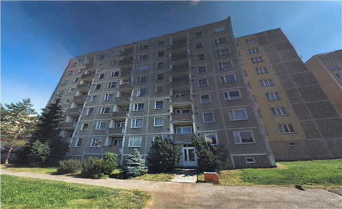 Pronájem bytu 2+1 č. 9, Cyrila Boudy čp. 281, Slaný