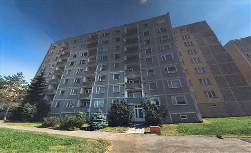 Pronájem bytu 3 + 1 č. 17, Cyrila Boudy č. p. 281, Slaný